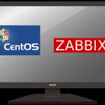 【仮想環境】Centos7にZabbix3をインストールする