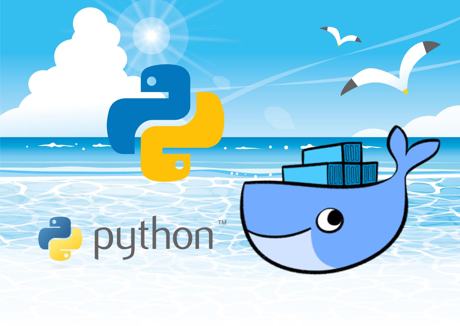 dockerhub_python_centos7
