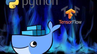 TensorFlow & DarkFlow & Yolo v2をDocker化する