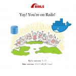 Rails5 + Sidekiq + Redis + Postgresql + Nginx をdocker-composeで構築