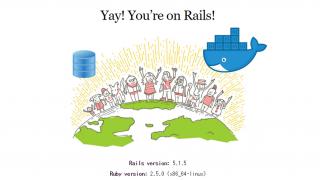 Rails5 + Nginx + PostgreSQL + Redis + Sidekiq をdocker-composeで構築する