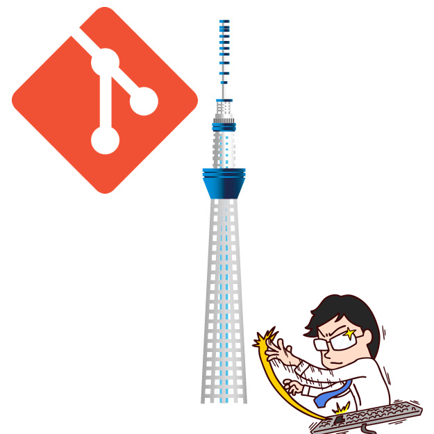 Git Committer Name Author Nameを一括で変更する豊富お